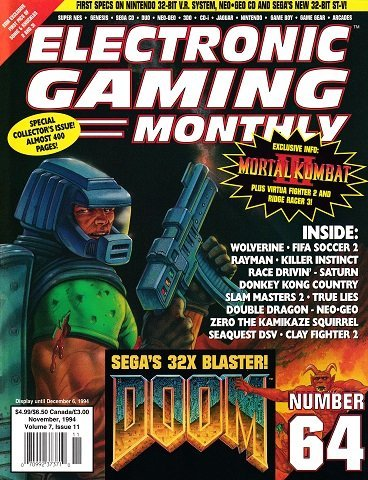 Electronic Gaming Monthly Issue 64 (November 1994).jpg