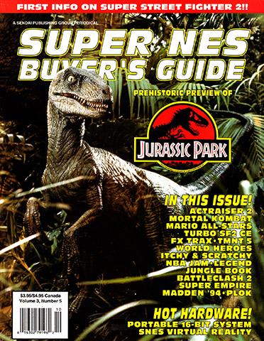 Super NES Buyer's Guide - Retromags Community