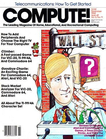 Compute! Issue 042 Vol. 5 No 11 (November 1983)