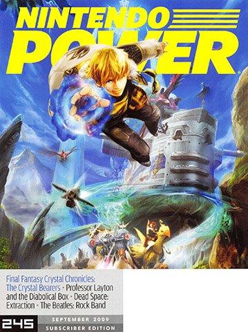 Nintendo Power Issue 245 (September 2009)