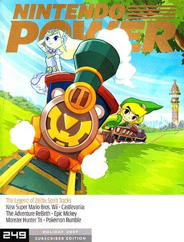 Nintendo Power Issue 249 (Holiday 2009)