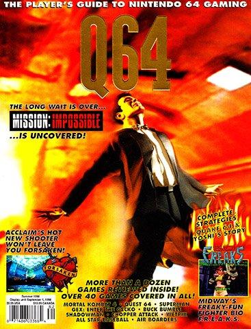 Q64 1998 Volume 2 (Summer)