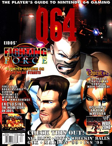 Q64 1998 Volume 3 (Fall)