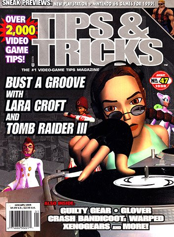 Tips & Tricks Issue 047 (January 1999)