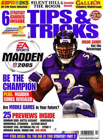 Tips & Tricks Issue 116 (October 2004)