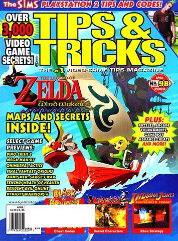 Tips & Tricks Issue 098 (April 2003)