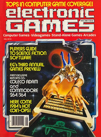 Electronic Games Issue 25 (May 1984)