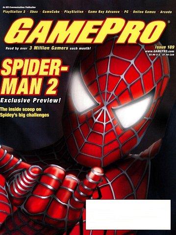 GamePro Issue 189 (June 2004)