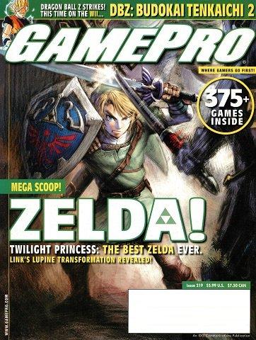 GamePro Issue 219 (December 2006)