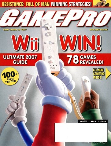 GamePro Issue 222 (March 2007)