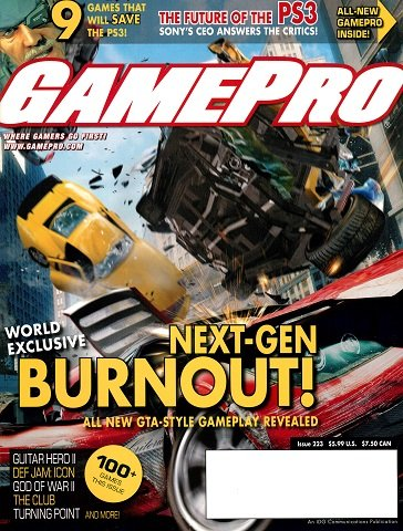 GamePro Issue 223 (April 2007)