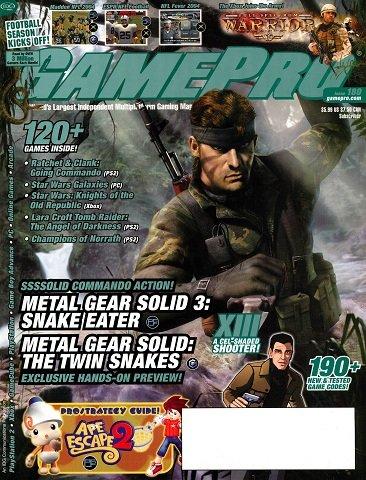 GamePro Issue 180 (September 2003)