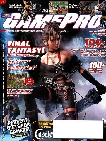 GamePro Issue 183 (December 2003)