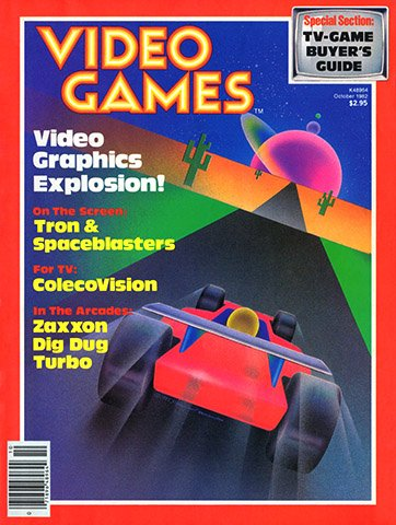 Video Games Issue 02 (October 1982)