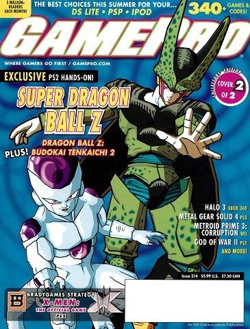GamePro Issue 214 (July 2006)