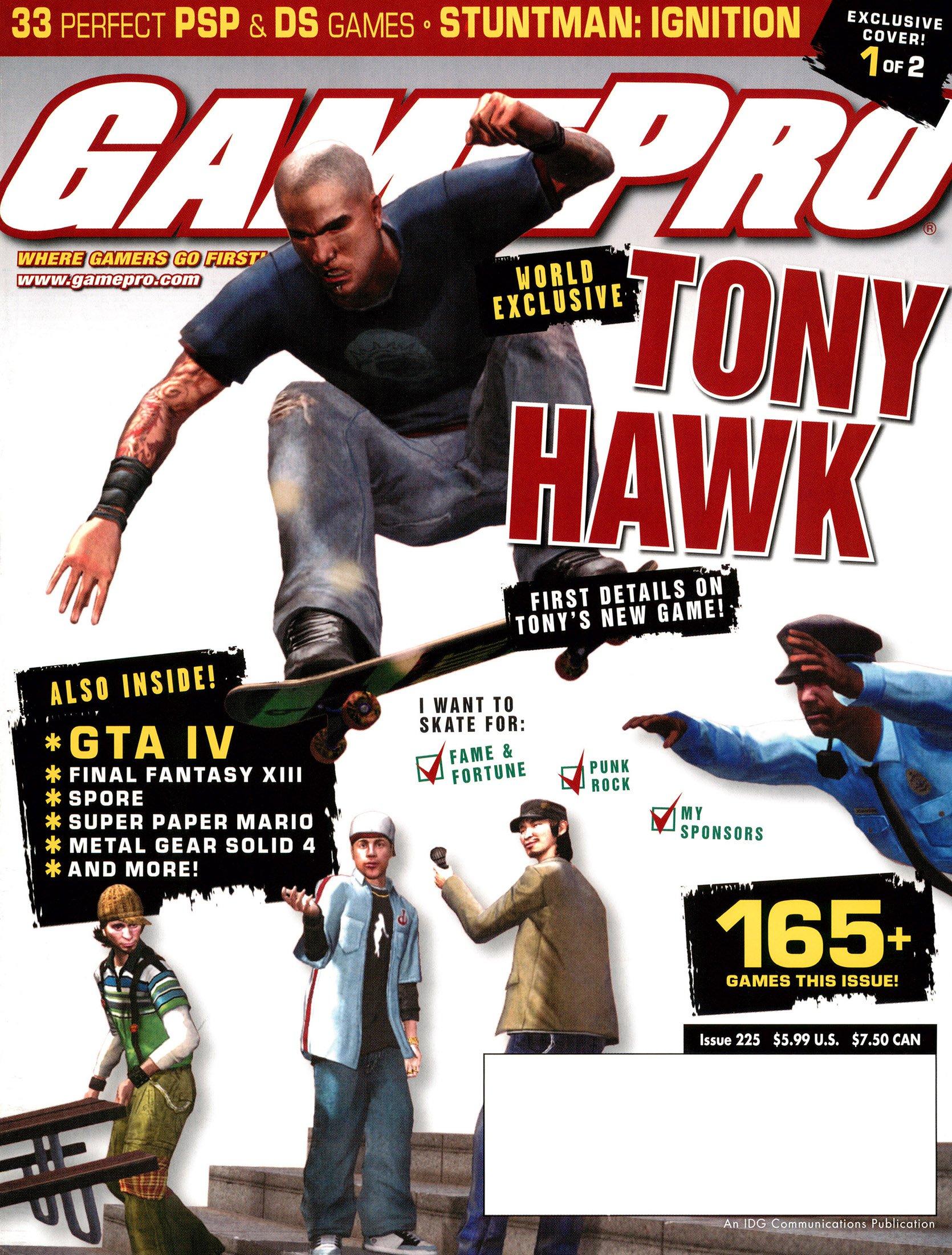 GamePro Issue 225 (June 2007)
