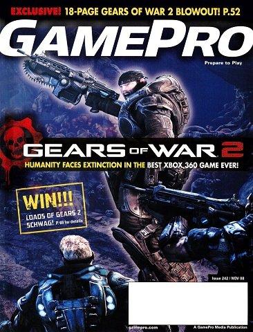GamePro Issue 242 (November 2008)