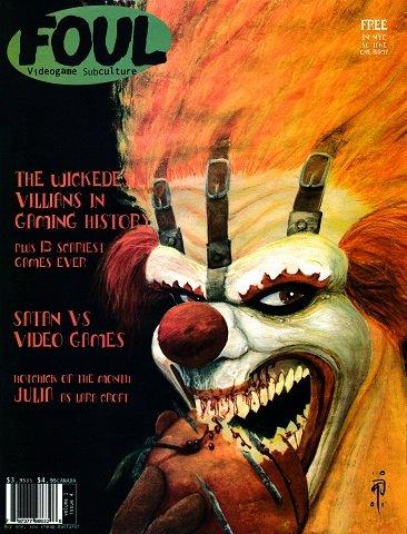 Foul Magazine Issue 4 (2001)