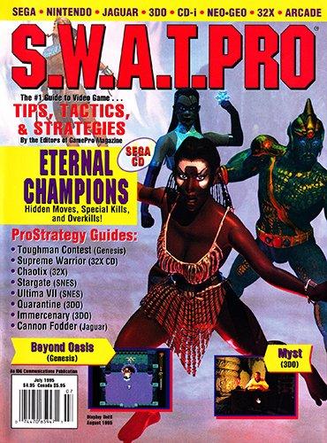 S.W.A.T.Pro Issue 24 (July 1995)