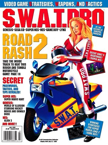 S.W.A.T.Pro Issue 12 (July 1993)