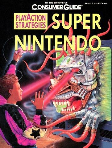 PlayAction Strategies - Super Nintendo (1992)