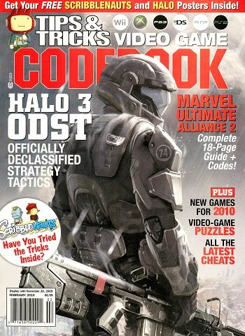Tips & Tricks Video Game Codebook Volume 17 Issue 1 (February 2010)