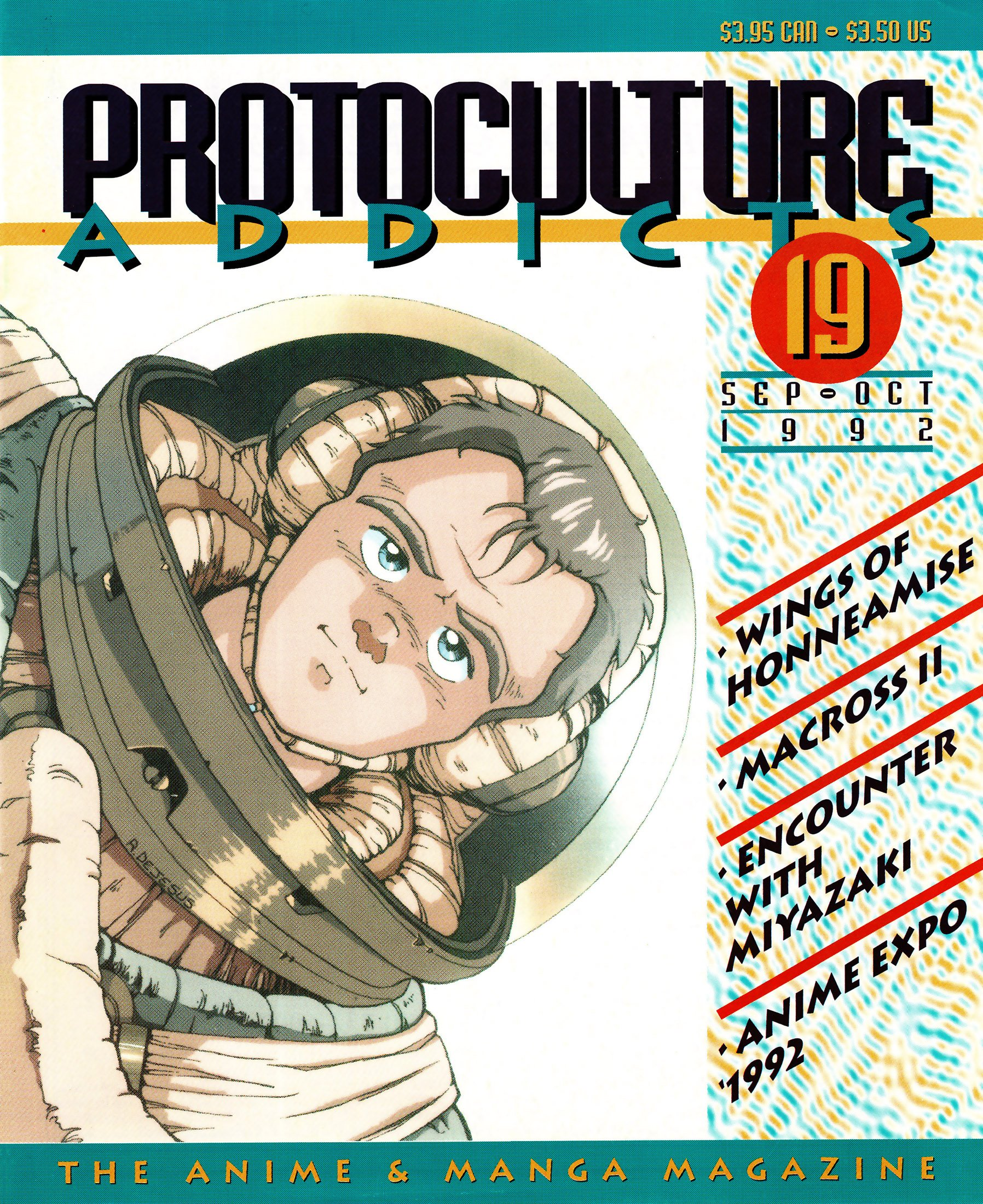 Protoculture Addicts Issue 19 (September-October 1992)