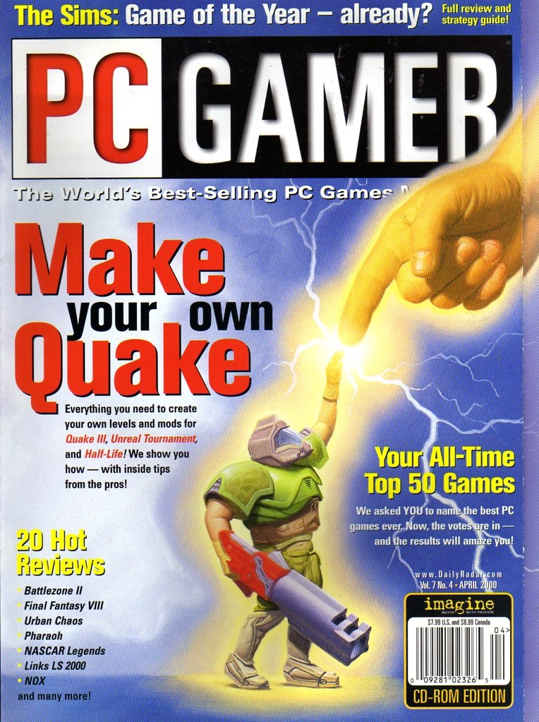 PC Gamer Issue 071 (April 2000)
