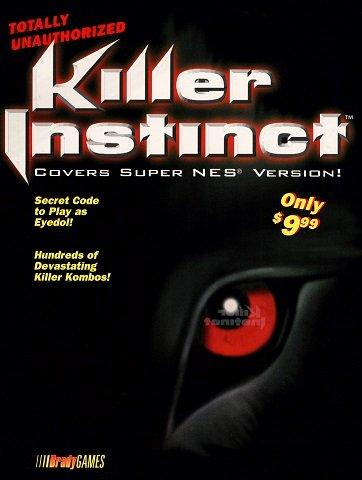 Killer Instinct (Totally Unauthorized)