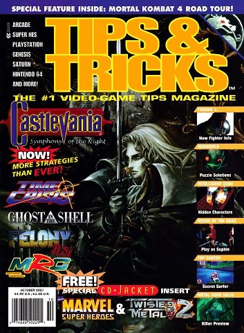 Tips & Tricks Issue 032 (October 1997)