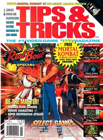 Tips & Tricks Issue 027 (May 1997)