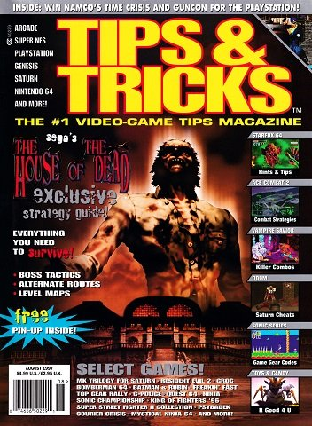 Tips & Tricks Issue 030 (August 1997)