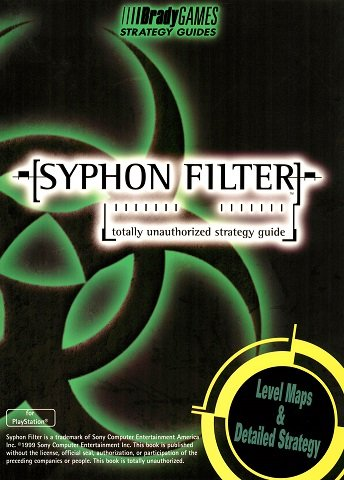 Syphon Filter - Totally Unauthorized Strategy Guide