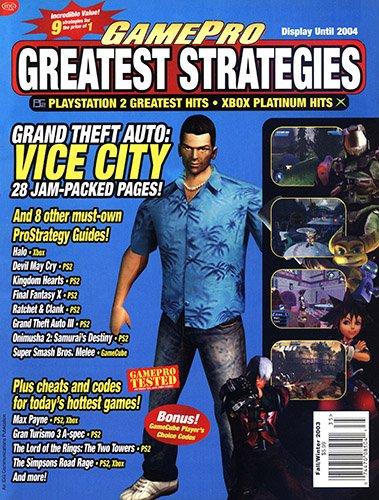 GamePro Greatest Strategies (Fall-Winter 2003)
