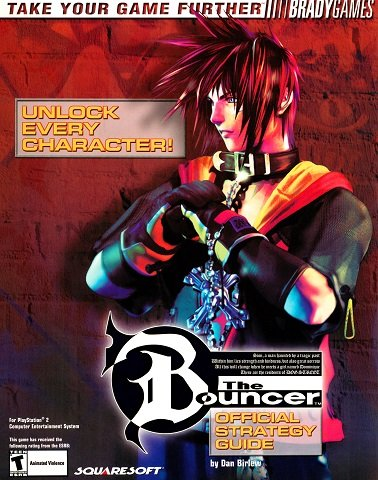 Bouncer Official Strategy Guide, The