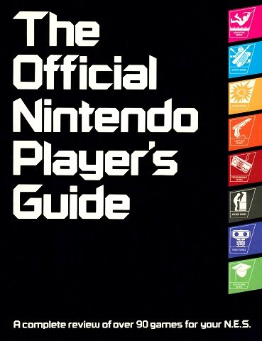 The Official Nintendo Player's Guide (1987)