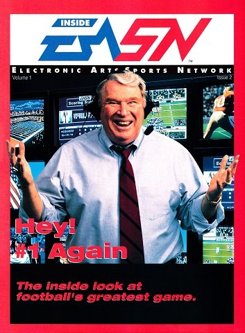 Inside EASN Volume 1 Issue 2 (1992)