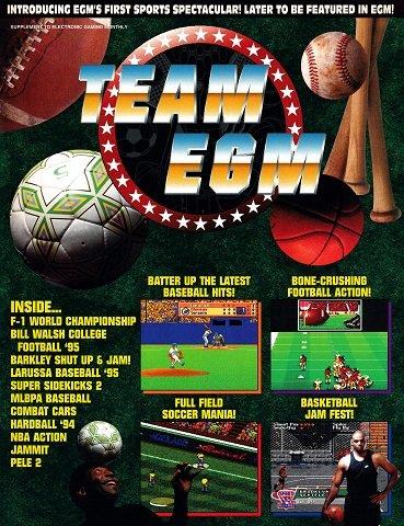 Team EGM