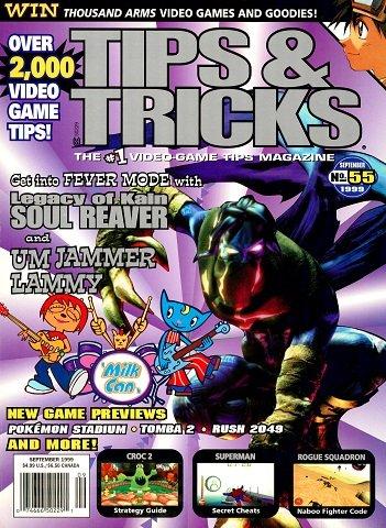 Tips & Tricks Issue 055 (September 1999)
