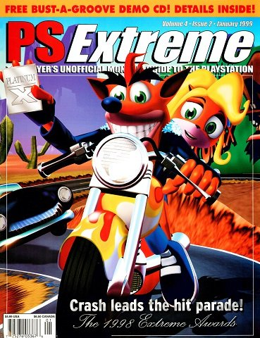 PSExtreme Issue 38 (January 1999)