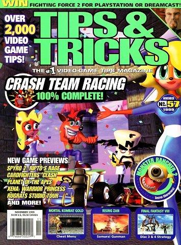 Tips & Tricks Issue 057 (November 1999)