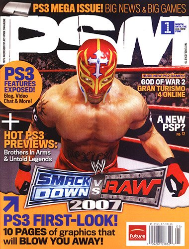 PSM Issue 110 (May 2006)