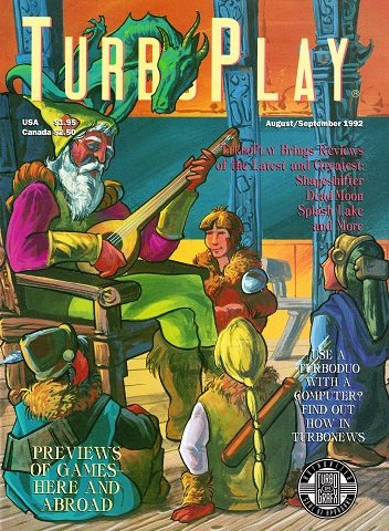 TurboPlay Issue 14 (August-September 1992)