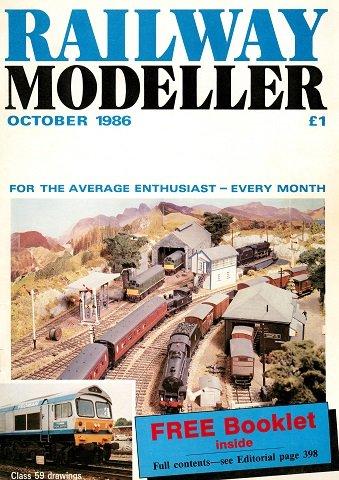Railway Modeller Issue 432 (October 1986)