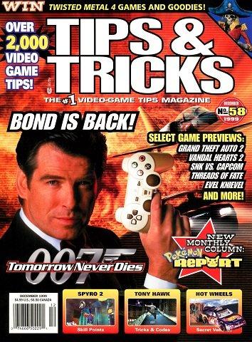 Tips & Tricks Issue 058 (December 1999)