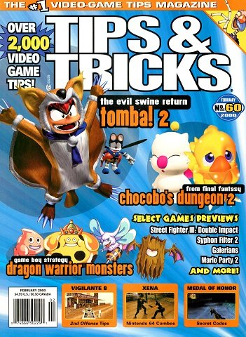 Tips & Tricks Issue 060 (February 2000)
