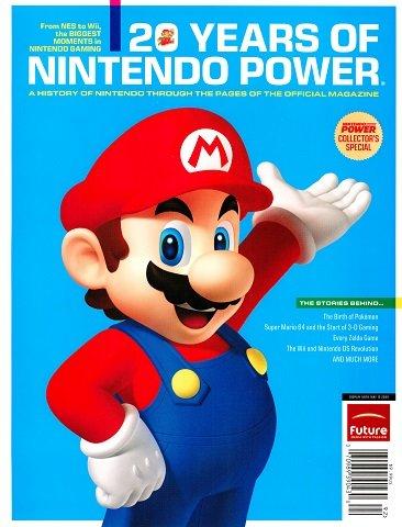 20 Years of Nintendo Power