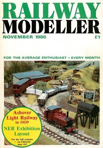 Railway Modeller Issue 433 (November 1986)