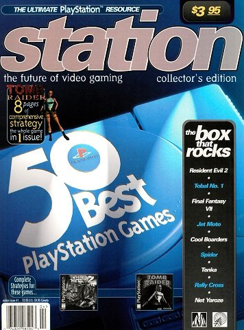 Station Issue 1 (1997)