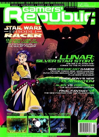 Gamers' Republic Issue 12 (May 1999)